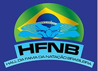 Hall da Fama da Natação Brasileira Logotipo